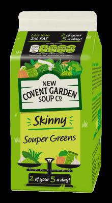 Skinny Souper Greens