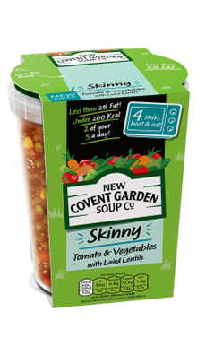 Skinny Tomato & Vegetables 400g